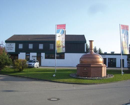 Kronenbrauerei Schimpf - Webseite